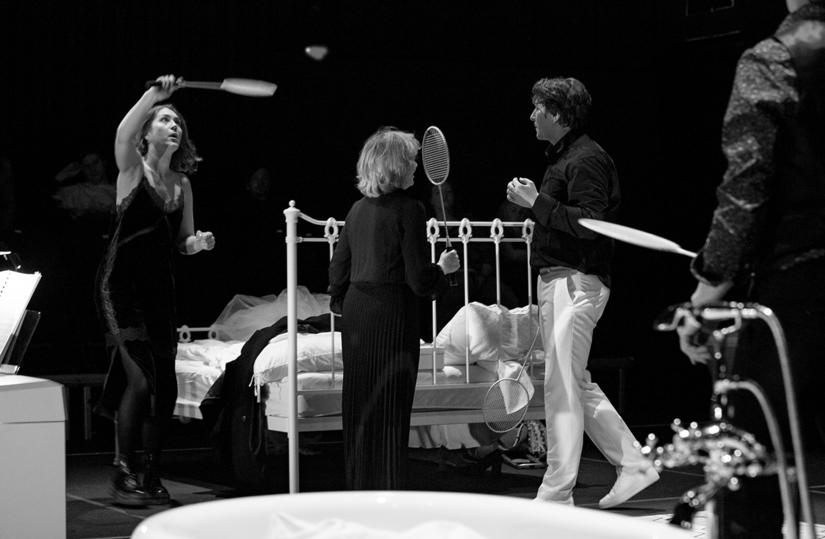 В Театре имени Наталии Сац впервые поставили оперу Филипа Гласса