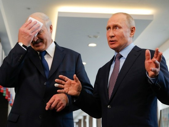 Путин признал право Белоруссии на независимость