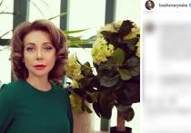 Божена Рынска захотела покинуть Россию с новорожденной дочерью
