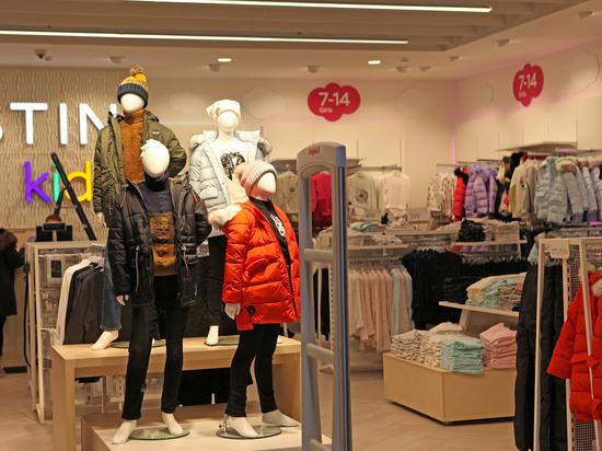 Камчатские подростки обворовали магазин «Остин»