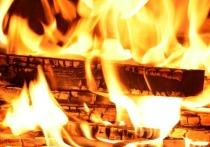 Два пожара произошли на территории кузбасского города за сутки