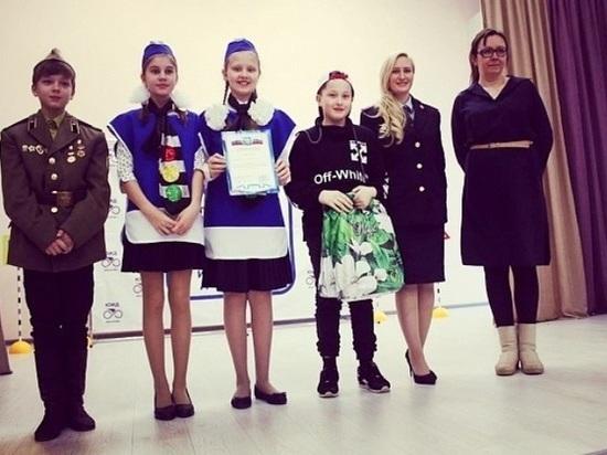 В Иванове наградили победителей конкурса агитбригад «Светофор»