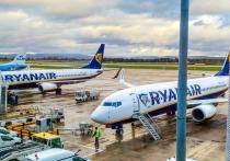 Ryanair отменяет почти все рейсы, в том числе в Германию