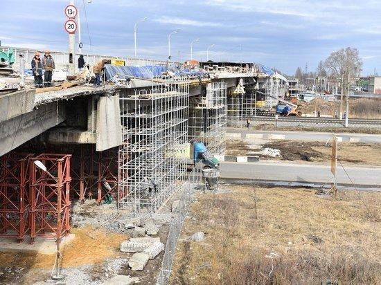 Добрынинский мост Ярославля будет сдан вовремя