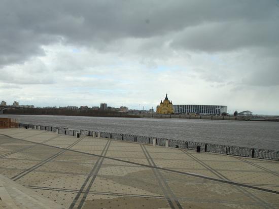 Усиление ветра и дожди прогнозируют 19 марта в Нижнем Новгороде
