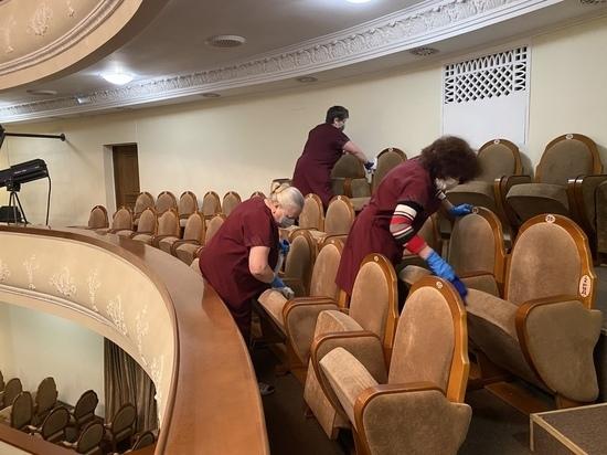 Что происходит в кузбасских театрах: спектакль – награда за смелость