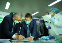 В Джалал-Абадской областной больнице лечатся трое граждан с коронавирусом