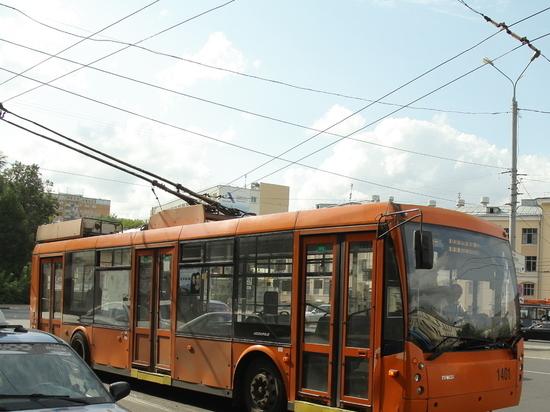 Троллейбусы из Москвы выйдут на улицы Нижнего Новгорода