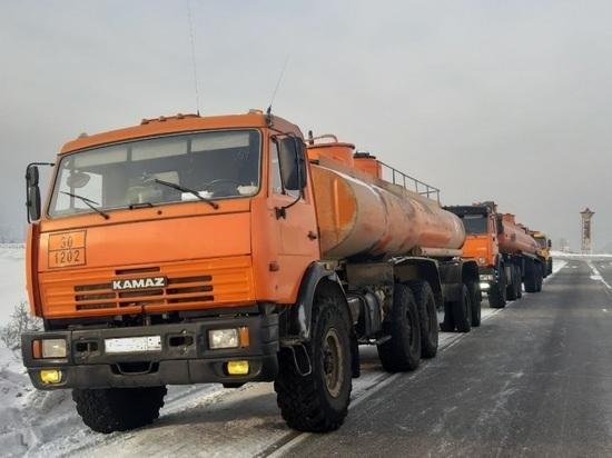 Технадзор ГИБДД Тувы снова выявил  поддельное свидетельство о допуске к перевозкам опасных грузов