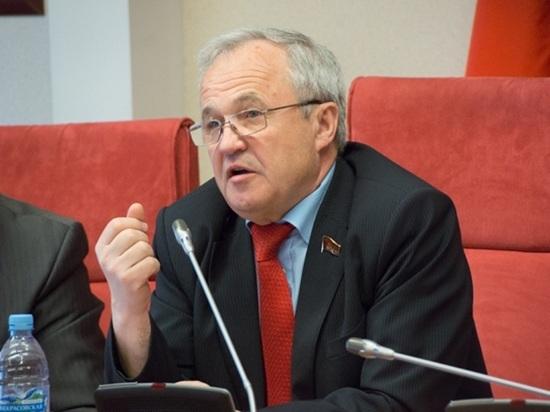 Главу ярославских коммунистов проверят на коронавирус