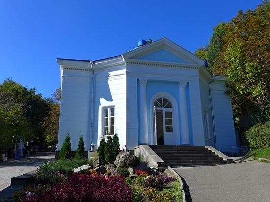 Питьевые бюветы в Железноводске перевели на особые условия дезинфекции