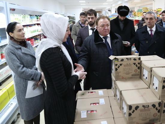 Глава Ингушетии: Продовольственный коллапс нам не грозит