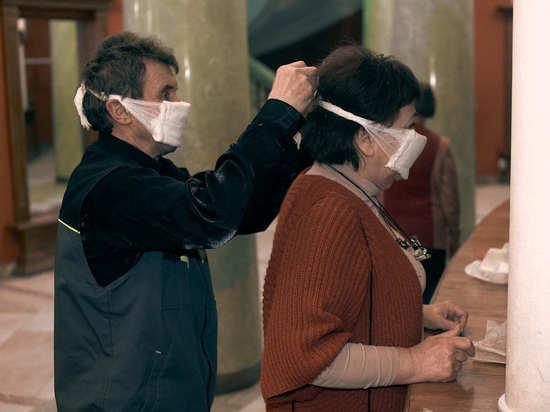 В драмтеатре Калуги провели мастер-класс по защите от коронавируса
