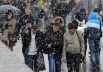 Холода продержатся в столице до середины следующей недели