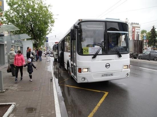 В Калуге все маршрутки перейдут на безнал с середины лета