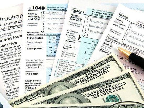 IRS отсрочит уплату налогов из-за covid-19