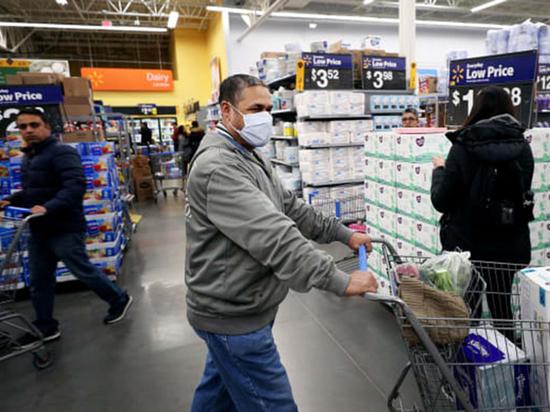 Штаты получат от Вашингтона $500 млн на обработку возросшего числа заявлений на пособия по безработице