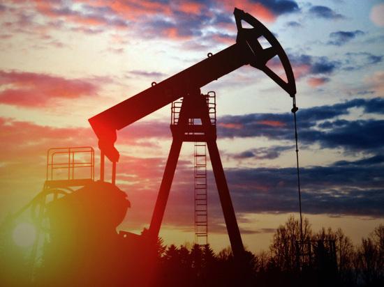Цена нефти Brent опустилась ниже $27 за баррель