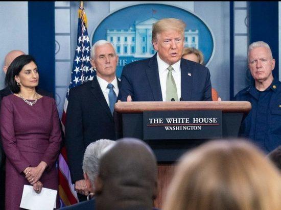 ВОЗ не предлагала Трампу тесты на коронавирус