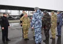Первый замдиректора Росгвардии оценил готовность войск на Северном Кавказе