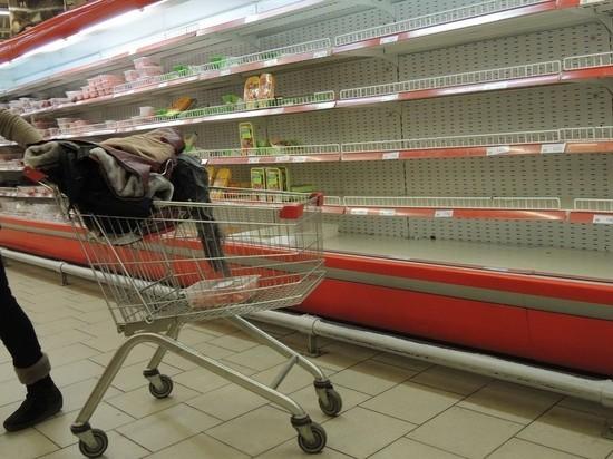 Российские ритейлеры опровергли просьбу к Белоруссии дать продукты