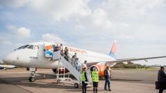 Коронавирус заставил усилить контроль в аэропорту Пскова