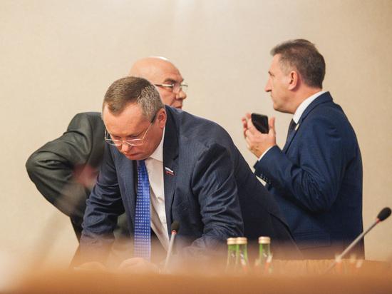 В Астрахани «Единая Россия» нашла замену Игорю Мартынову