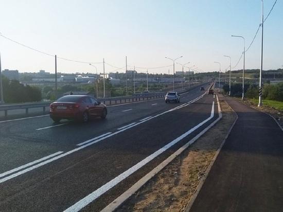 В Калуге Пучковский мост на два дня останется без освещения