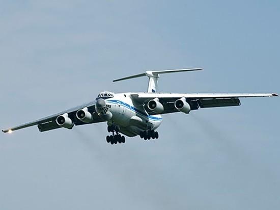 ВКС выделили самолеты для «воздушного моста» между Россией и Италией