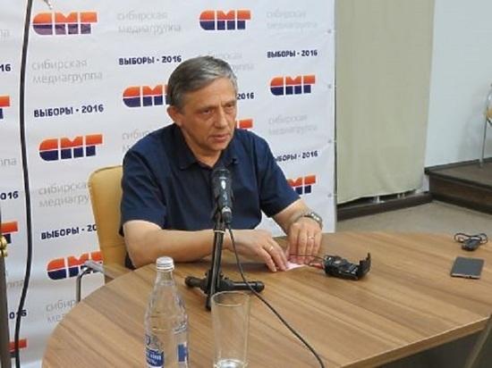 Власть в новосибирском «Яблоке» временно принял политик из Алтайского края Александр Гончаренко