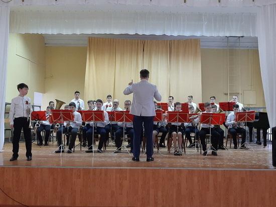 Кинешемский оркестр был признан лучшим на межрегиональном конкурсе
