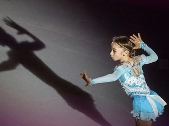 11-летняя ученица Этери Тутберидзе уже превзошла Трусову и Валиеву