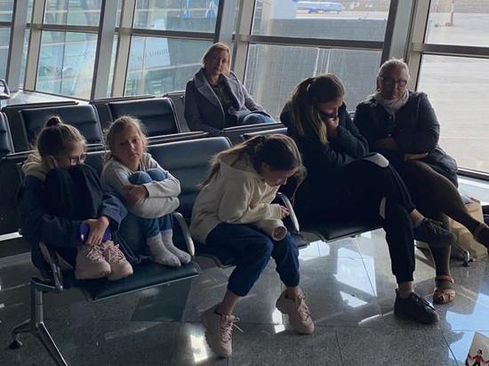 Застрявшие во «Внуково»: кто из иностранцев не смог вернуться домой