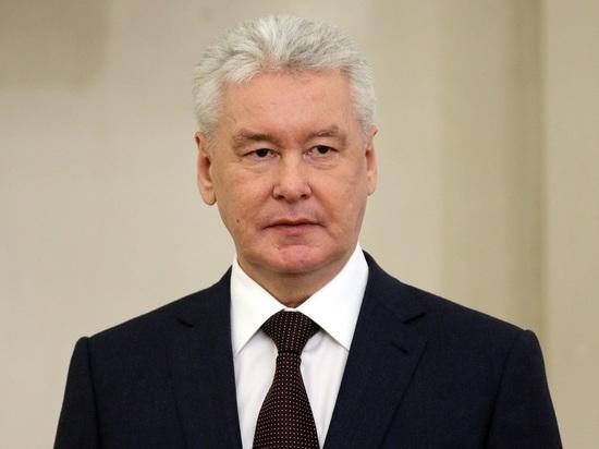Собянин назвал чушью сообщения о войсках в Москве
