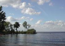 Псковское Чудское озеро попало в топ-10 лучших российских озер
