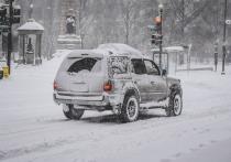 Опять метель: в Бурятии ожидаются сильные снегопады