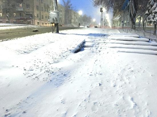 Саратовские синоптики связали прошедший снегопад с большим урожаем