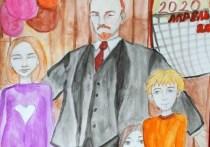 «Ленин 2020»: коммунисты в Бурятии подвели итоги конкурса рисунков про вождя
