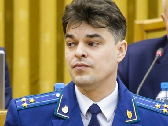 В Калужской области назначен новый прокурор
