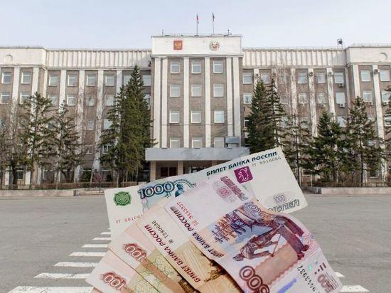 Правительство Хакасии рассказало о тратах из резервного фонда