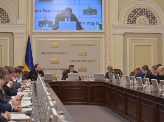 Коронавирус атаковал Верховную Раду Украины: нардепы заражают друг друга