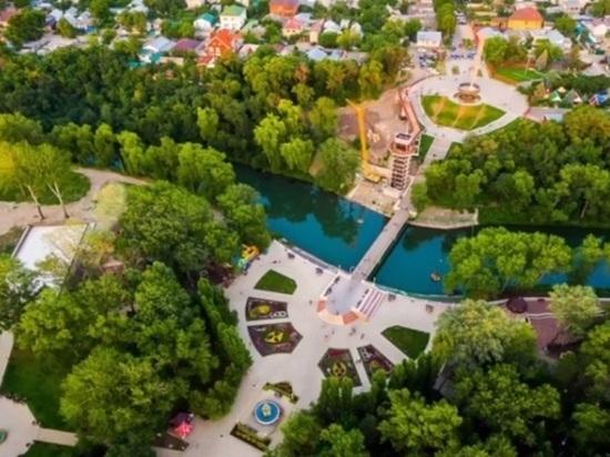 В Карачаево-Черкесии «Зеленый остров» станет разноцветным