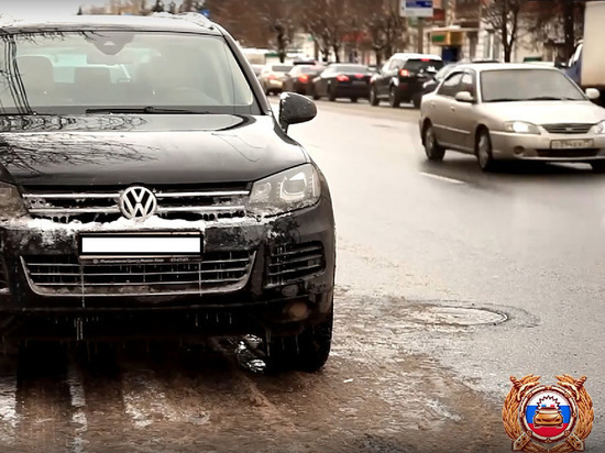 На дороге в Твери остановили водителя с полуторамиллионным долгом