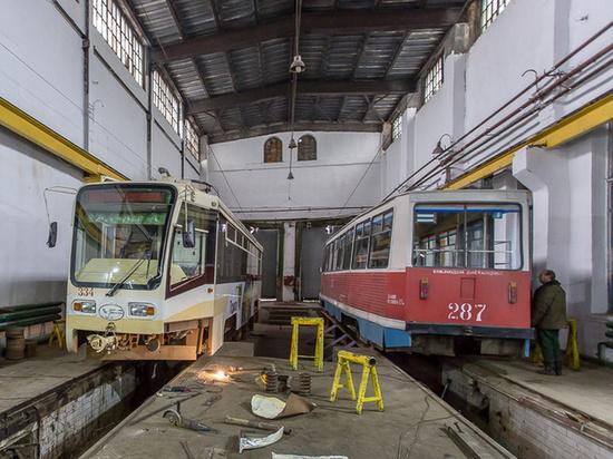 Томск просит у Москвы списанные трамваи и троллейбусы