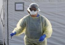 Средний возраст пациентов, заразившихся коронавирусом SARS-CoV-2, вызывающим респираторную инфекцию