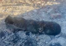 В Мурманске нашли фугасную бомбу