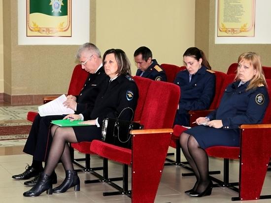 В ивановском Следственном Комитете состоялось совещание, на котором основным вопросом стало сокращение сроков расследования