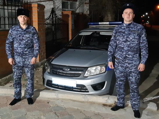 Двух пропавших девочек на Ставрополье вернули матери росгвардейцы