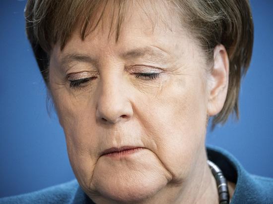 Тест Меркель на коронавирус оказался недостаточным