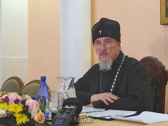 Митрополит призвал забайкальцев прийти на голосование по Конституции